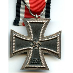 "Iron cross 2nd class by F. Zimmermann ""6"""