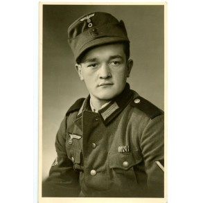 Portrait GJ mountain trooper Willi Tröger 9.5.1940