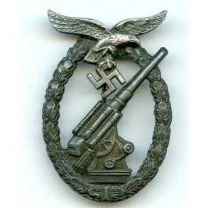 Luftwaffe flak badge by W.Hobacher
