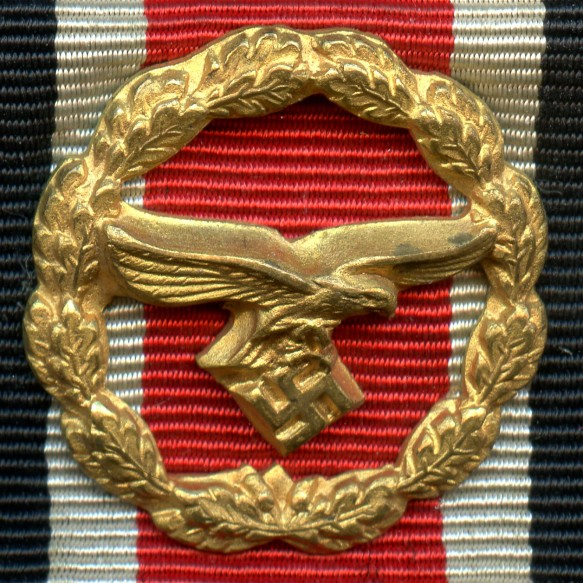 Luftwaffe honour roll clasp