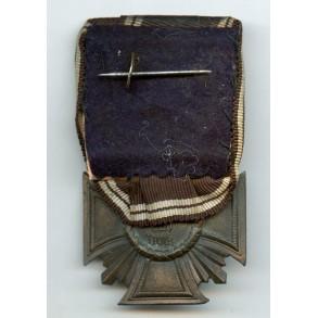 NSDAP 10 year service medal, single mount