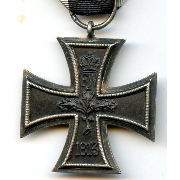 "WW1 Iron cross 2nd class by Königliches Münzamt Orden ""K.O."""