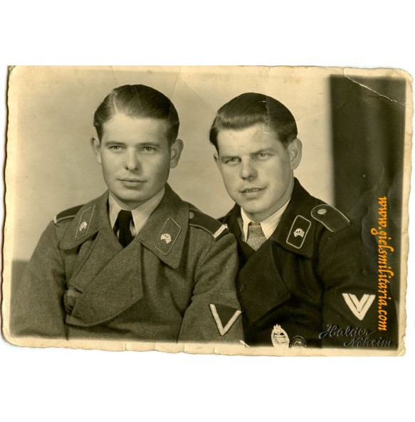 Portrait Panzer- and Stug brothers