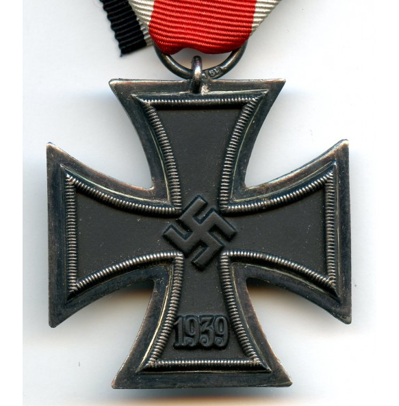 "Iron cross 2nd class by E. Ferd. Wiedmann ""19"""