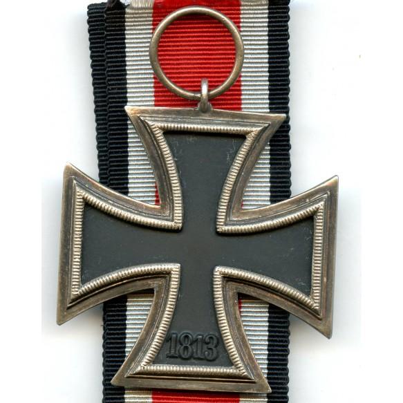 """Iron cross 2nd class """"round 3"""" by Deschler & Sohn"""