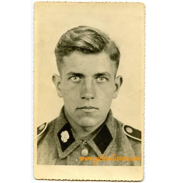 "SS Portrait SS-Schütz ""Totenkopf"""