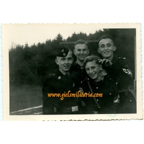 "Private snapshot HJ ""AHS Frankfurt am Main"" and SS Panzer ""Der Führer"" boys (2)"