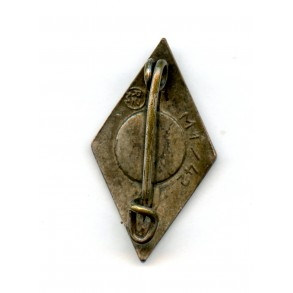 "Hj memberships pin by Kerbach & Israel ""M1/42"""