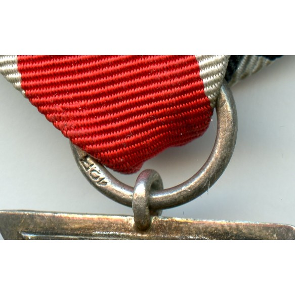 """Iron cross 2nd class by Beck, Hassinger & Co """"123"""""""