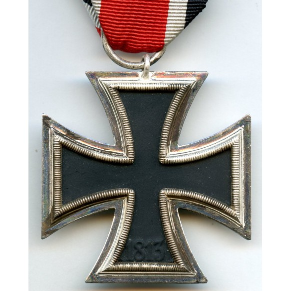 Iron cross 2nd class by unknown maker