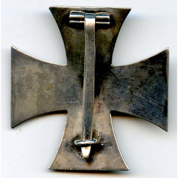 """WW1 Iron cross 1st class by """"KO"""""""