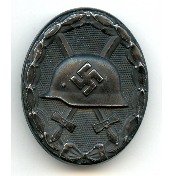 "Wound badge in black by Steinhauer & Lück ""4"""