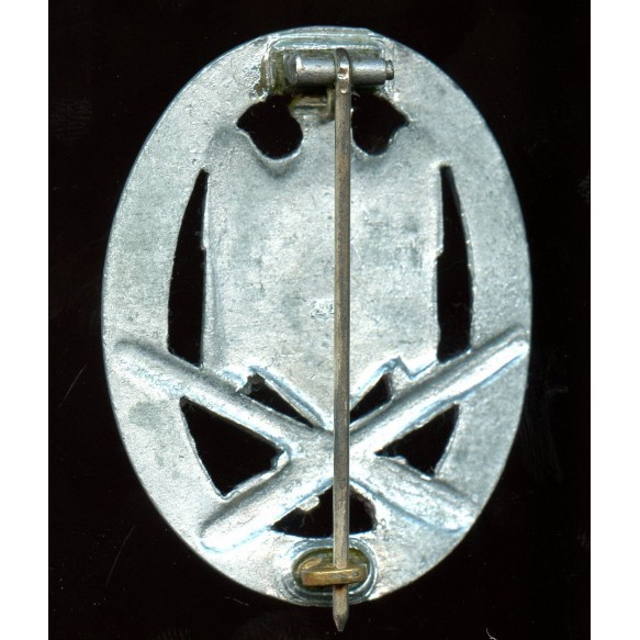 "General assault badge by Hymmen & Co ""L/53"""