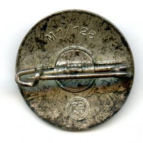 "Party pin by E. Schmidhäussler  ""M1/128"""