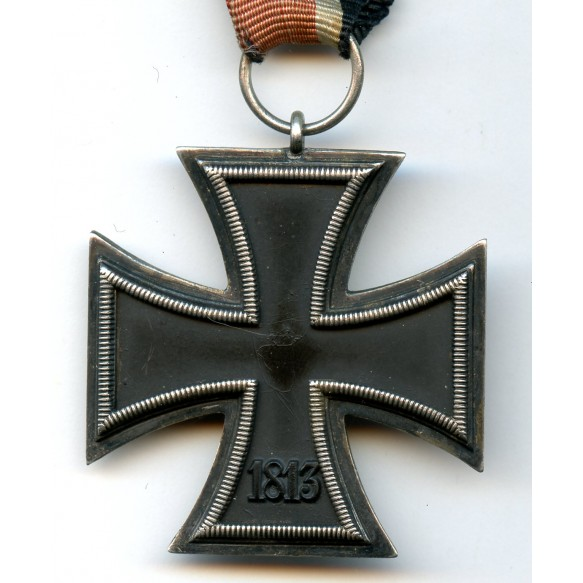 Iron cross 2nd class by Godet / Zimmermann