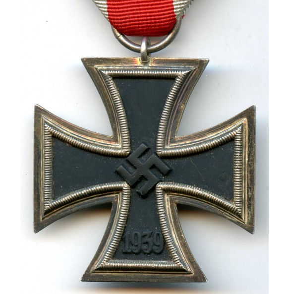 "Iron cross 2nd class by Julius Maurer ""138"""