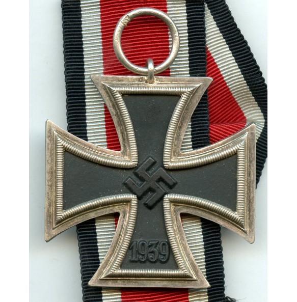 "Iron cross 2nd class by J.H. Werner ""137"""