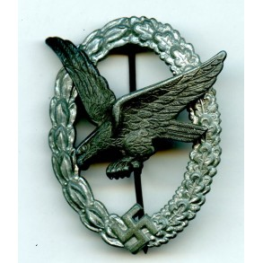 "Luftwaffe Airgunner Badge by Berg & Nolte ""B&NL"""