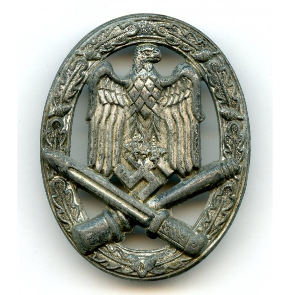 "General assault badge by F. Orth ""F.O."""