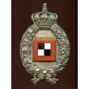 WW1 Bavarian observer badge by C.E. Juncker