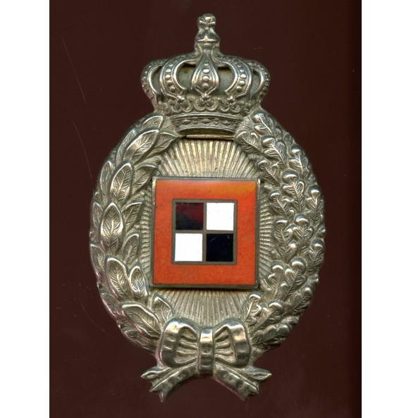 WW1 Bavarian observer badge by C.E. Juncker