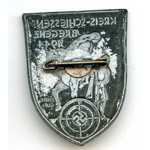 Shooting badge Bregenz 1944