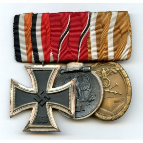 3 place medal bar