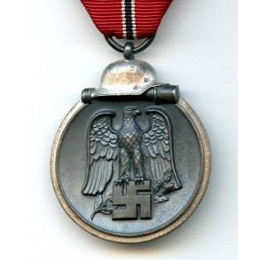 "East front medal by Rudolf Leukert ""71"""