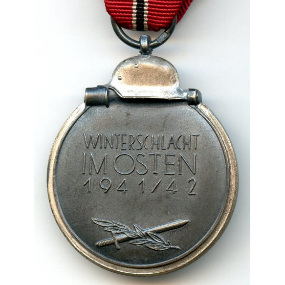 "East front medal by Rudolf Leukert ""71"""