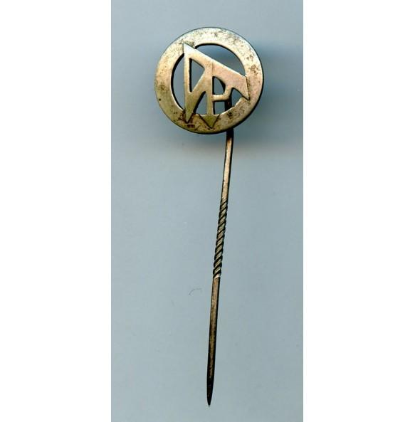 "SA membership pin by F. Zimmermann ""72"