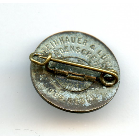 Party pin by Steinhauer & Lück, small variant
