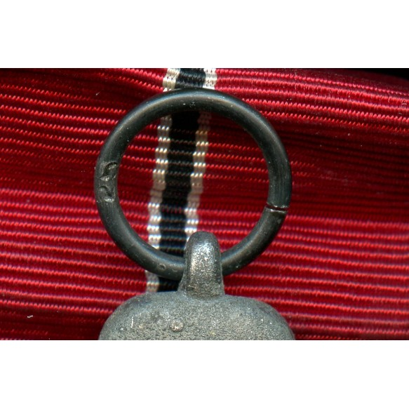 "East front medal by Arbeitsgem. Hanau ""25"""