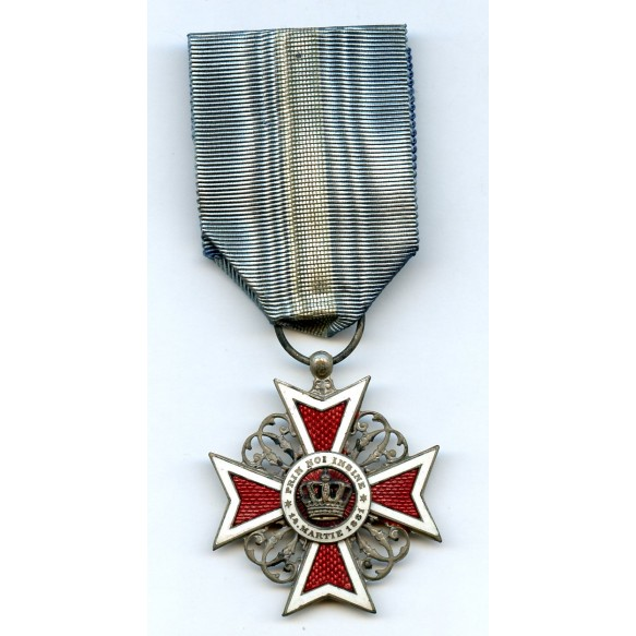 WW2 Romanian order of the Knights Cross