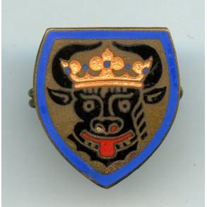 """Luftwaffe unit pin """"Geschwader Hindenburg"""""""