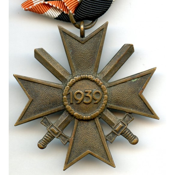 War Merit cross 2nd class with swords, early variant