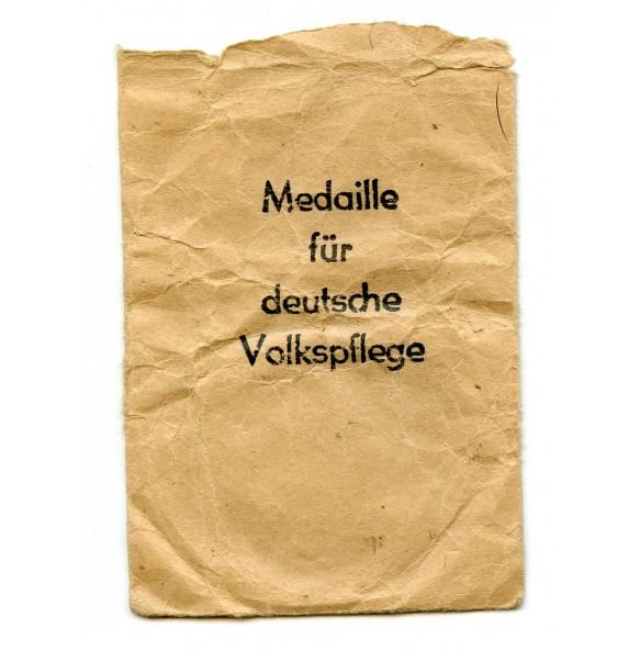 Welfare medal package by Gebr. Godet