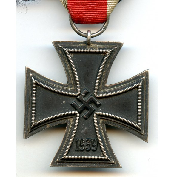 "Iron cross 2nd class by Rudolf Souval ""98"""