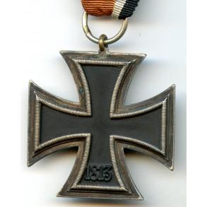 """Iron cross 2nd class by C.E. Juncker """"full Juncker"""""""