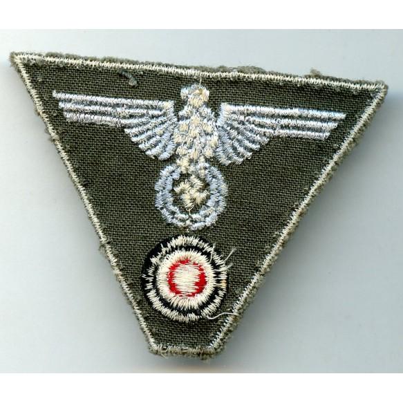 M43 cap trapezoid eagle