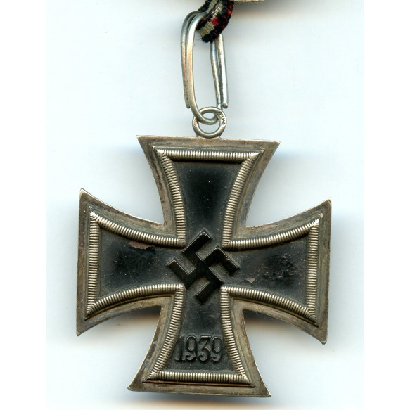Knights Cross to the iron cross by C.F. Zimmermann