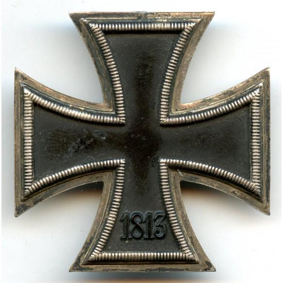 Iron cross 2nd class by Gebr. Godet, early cross