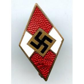 "HJ membership diamond pin by E. Müller ""M1/27"""