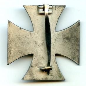 Iron cross 1st class by Rudolf Wächtler & Lange