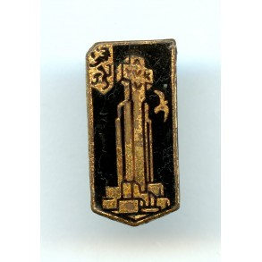 "Pre war Flemish movement ""Ijzertoren"" membership pin"
