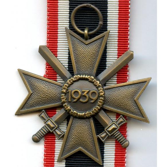 """War merit cross 2nd class by L. Chr. Lauer """"14"""" + package"""