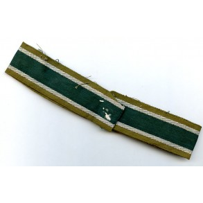 """Afrikakorps"" cuff title, uniform worn example"