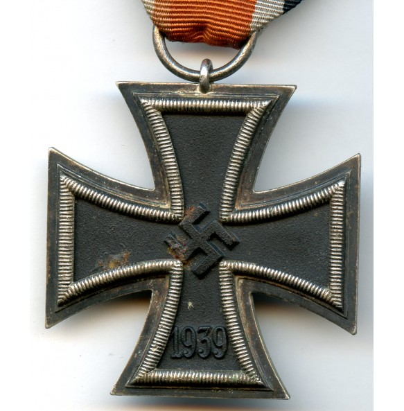 Iron Cross 2nd class by F. Zimmermann, first pattern