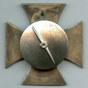 """Iron cross 1st class by A. Rettenmaier, screwbacl """"L/59"""""""
