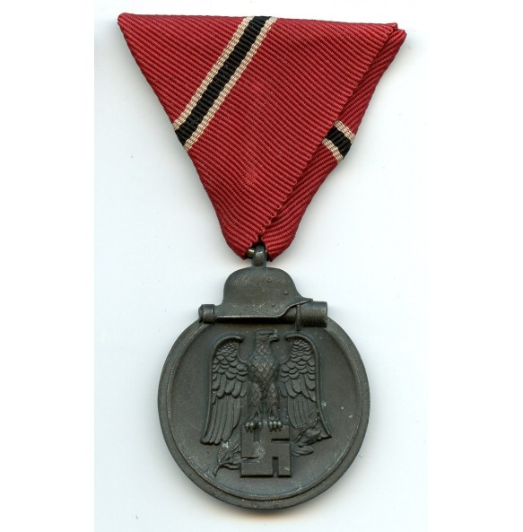 East front medal with Austrian mount
