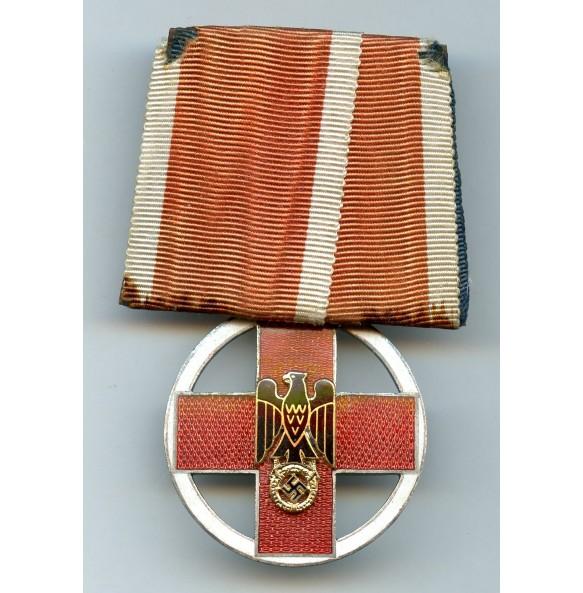 Red Cross Honour Cross, single mounted